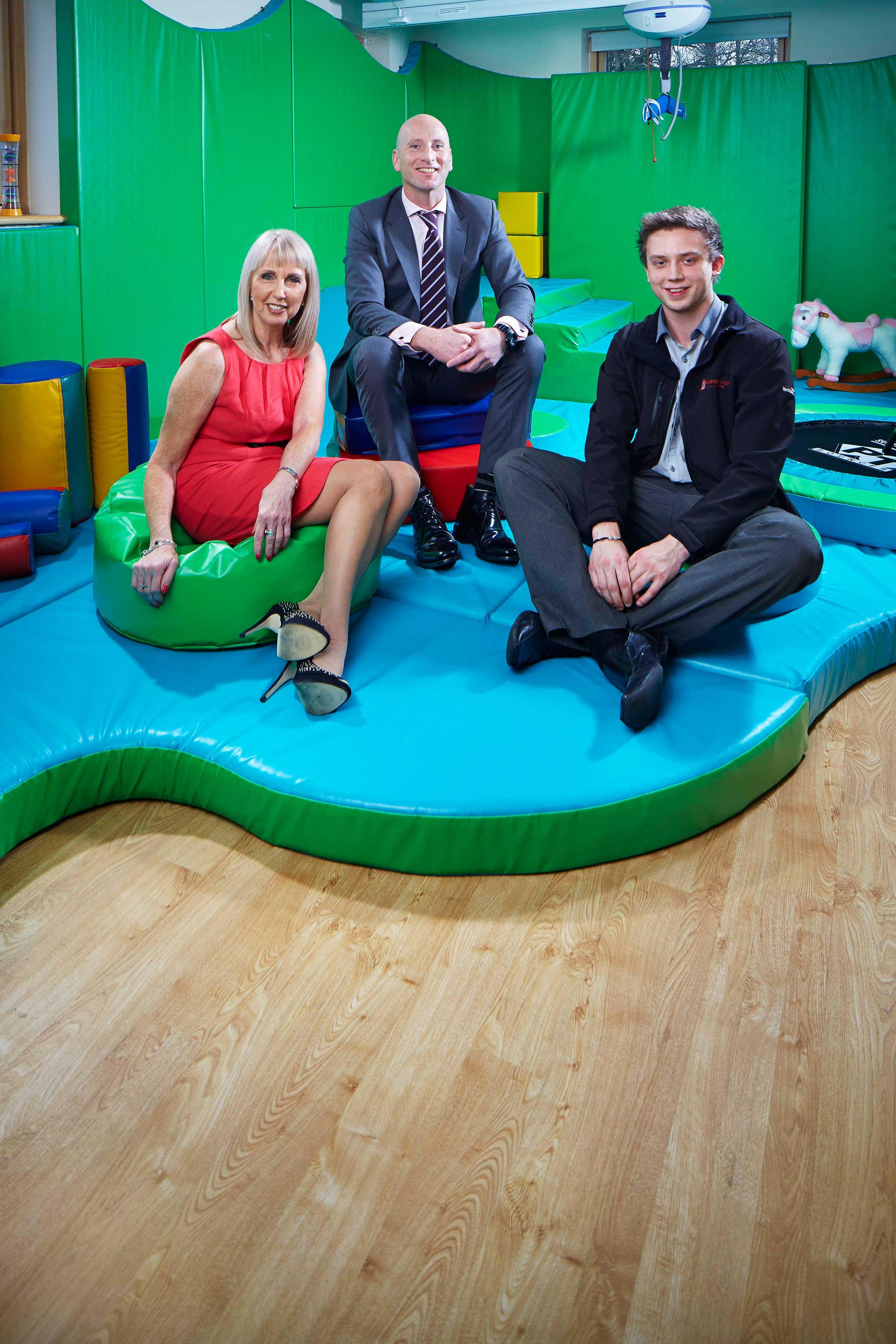 Derian House Children S Hospice Gainsborough Carpets And