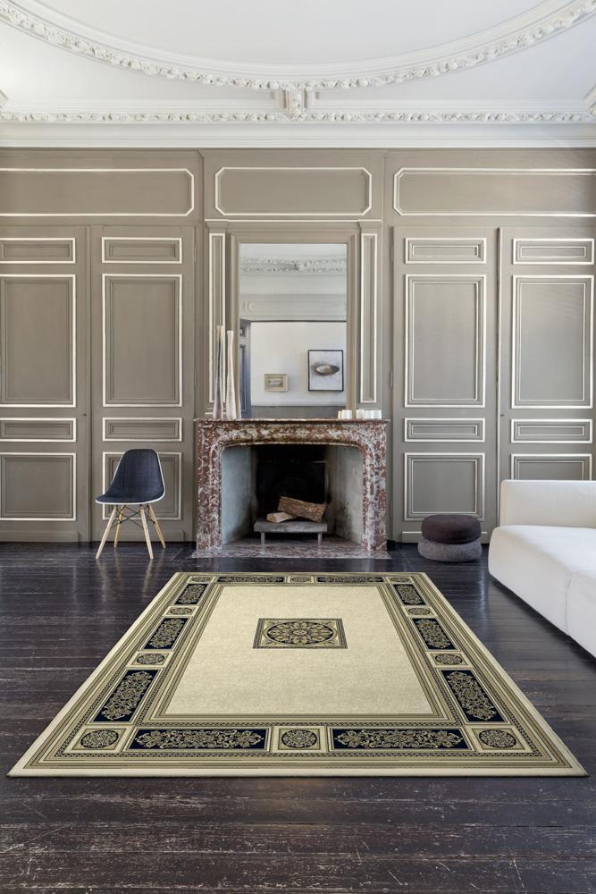 Shag pile rugs