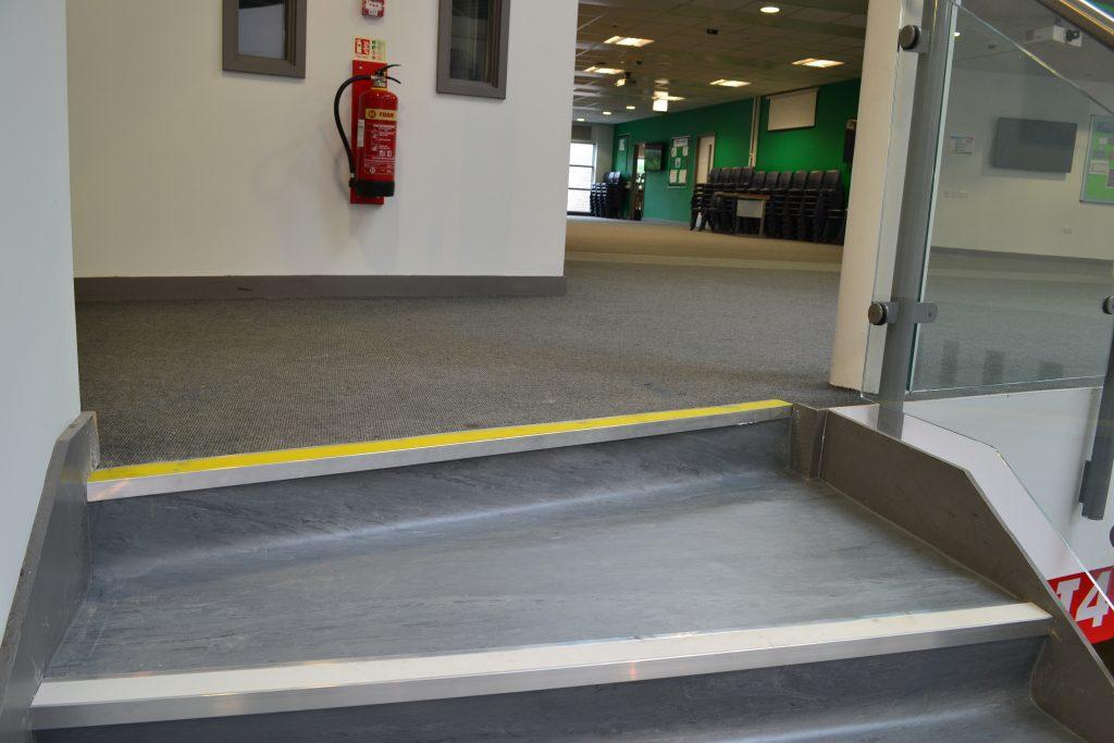 flooring for school