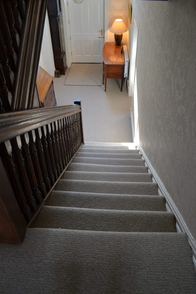 Carpet for historic house